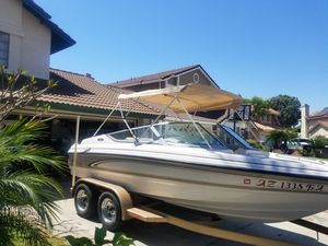 1997 CHAPPARAL 19' 4.3 MERCRUISER RUNS GREAT .LOOKING TO TRADE for Sale in Chino, CA