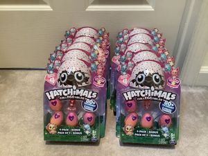 Hatchimals Collectibles NIB 10 of them for Sale in Stamford, CT
