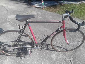 Nishiki International 12 speed Road bike, 58cm frame, Suntour Cyclone components. Like New. for Sale in Wesley Chapel, FL