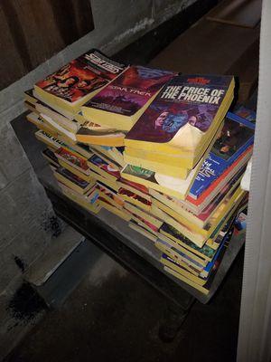 Vintage star trek books for Sale in Brunswick, MD