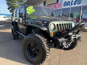2011 Jeep Wrangler Unlimited for Sale in Woodburn,  OR