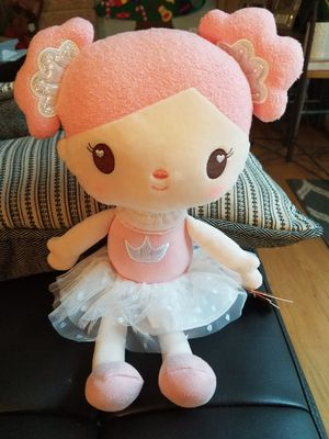 Candy pink doll for Sale in Virginia Beach, VA