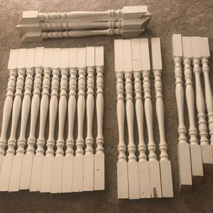 Spindles And Newel Posts for Sale in Covington, WA