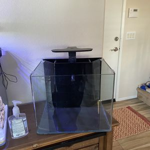 Nano 5 Gallon Fish Tank for Sale in Lake Elsinore, CA