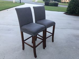 """Two 29"""" Bar Stools from At Home for Sale in Bonaire, GA"""