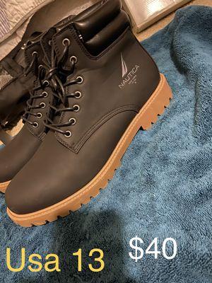 Nautica boots for Sale in Lemon Grove, CA