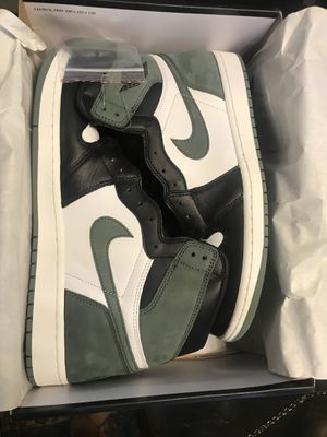 Nike Air Jordan 1 Clay Green Size 11.5 for Sale in Los Angeles, CA