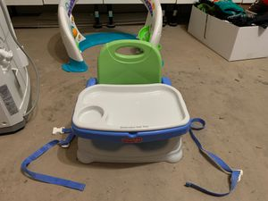 Fisher-Price Healthy Care Booster Seat for Sale in Aventura, FL