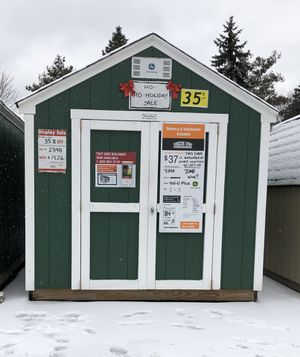 John Deere 8' x 12 shed. Includes delivery!! for Sale in MAYFIELD VILLAGE, OH