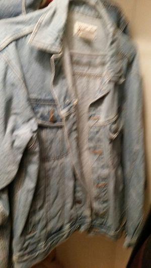 Jean jacket for Sale in Overgaard, AZ