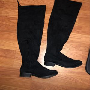 Thigh High Boots for Sale in Wichita, KS