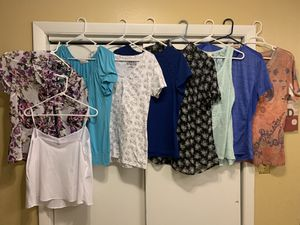 Women's size XL shirts for Sale in Davenport, FL