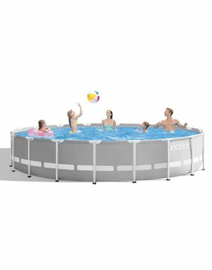 Brand New Intex Prism Metal Frame Pool 18x48 for Sale in Phoenix, AZ