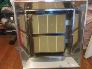 Solaronics Gas Heater K-100 DSAN for Sale for sale  Brooklyn, NY