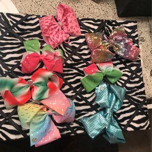 Jojo Siwa Hair Bows for Sale in San Antonio, TX