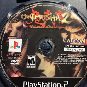 ps2 game Onimusha 2 for Sale in West Columbia, SC