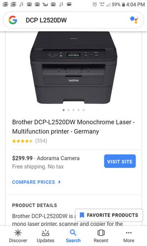 Wireless Brother Printer for Sale in Jonesboro, AR