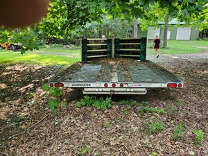 2 Place Loadmaster Snow Mobile Trailer for Sale in Appleton, WI