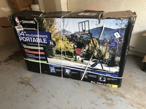 Spaulding Basketball Hoop for Sale in West Springfield, VA