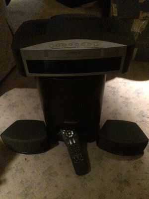 Bose Stereo and DVD player for Sale in Dallas, TX