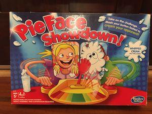 Kids pie face game for Sale in Hillsborough, CA