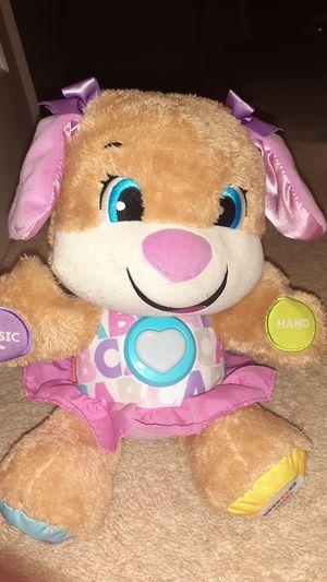 Fisher price learning teddy bear for Sale in Woodbridge, VA