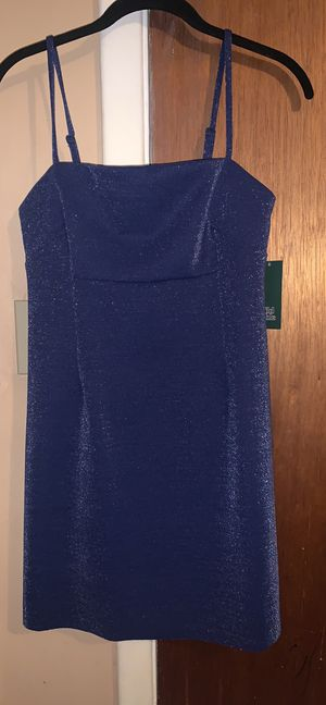 Blue sparkly dress for Sale in North Little Rock, AR