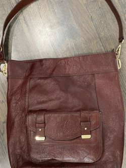 Banana Republic Leather Messenger Bag for Sale in Charlotte,  NC