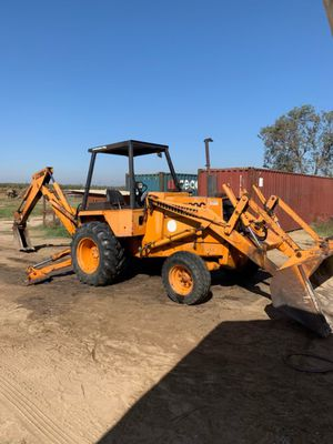 1977 Case 580c with a 18 inch bucket and 207 diesel!! L@@K!! Only 6,200hr! Asking $10,500! for Sale in Hilmar, CA
