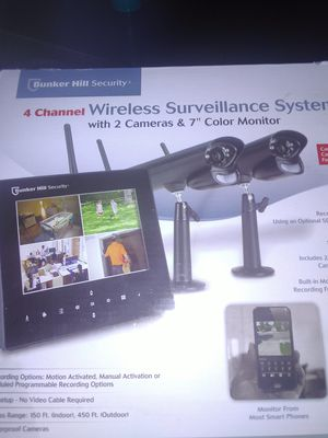 New security surveillance cameras for Sale in Glendale, AZ