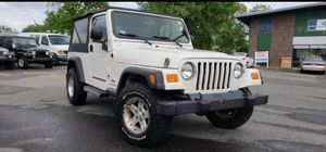 2006 Jeep Wrangler unlimited 4x4 for Sale in Ashland, MA