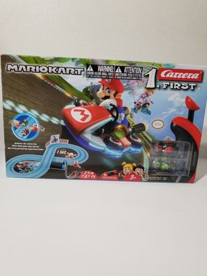 Carrera Mario Kart 1st Race Track for Sale in San Diego, CA