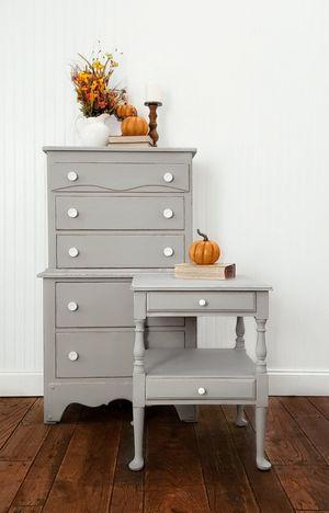 Vintage Dresser And Nightstand for Sale in Stone Ridge, VA