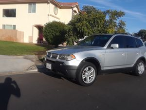 2005 BMW X3 CLEAN TITLE for Sale in San Diego, CA