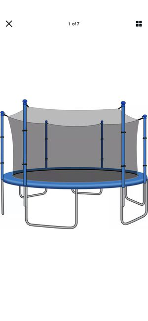 SkyBound 15ft Trampoline Net for JumpZone Trampolines (NET ONLY) for Sale in Lackawanna, NY