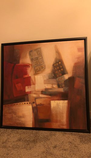 Abstract painting for Sale in Kent, WA