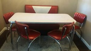 Retro Diner Table Set for Sale in Lemon Grove, CA
