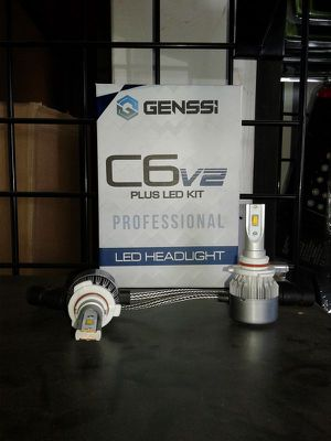 C6v2 LED KIT - 7600 Lumen LED Headlight Kit for Sale in Dallas, TX