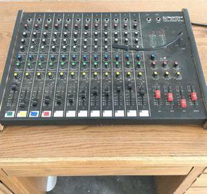 Tapco stereo mixer electro-voice Dj equipment for Sale in Vancouver, WA