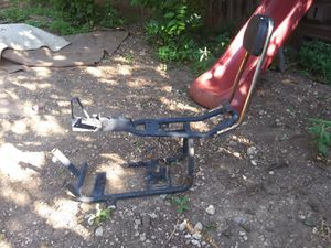 Old school motorcycle frame for Sale in Abilene, TX