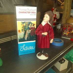 Norman Rockwell Character Doll Laura for Sale in Las Vegas, NV