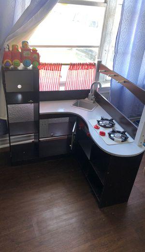 Play kitchen- read description for Sale in Dallas, TX
