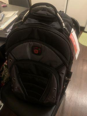 "WEGNER - EXECUTIVE TRAVEL BAG - WHEELED 16"" LAPTOP BACKPACK- WITH TABLET POCKET- NEW for Sale in Las Vegas, NV"