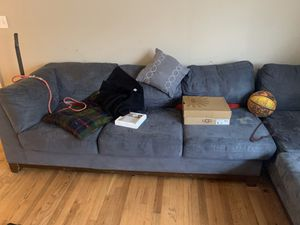 Gray sectional for Sale in Baltimore, MD