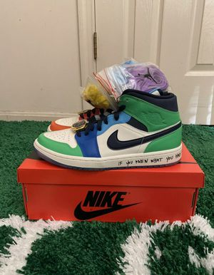 Air Jordan 1 Melody Ehsanie ( Size 8.5 W) for Sale in Claremont, CA