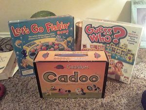 Games for Kids for Sale in Denton, TX