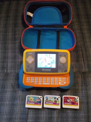Mobigo touch learning system for Sale in Georgetown, KY