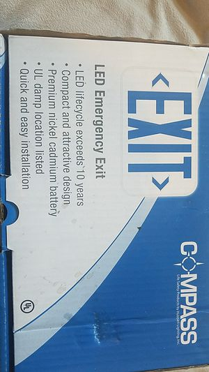 Exit sign for Sale in Lakeland, FL