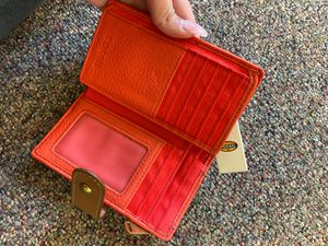 Fossil wallet for Sale in Santa Clara, CA