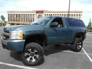 $$10200$$ 2008 chevy silverado shortbed , $$700$$ camper shell for Sale in Anaheim, CA